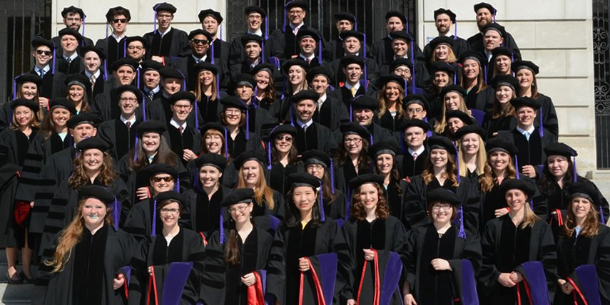 Eighty-Two students earn J.D. degrees at Maine Law Graduation