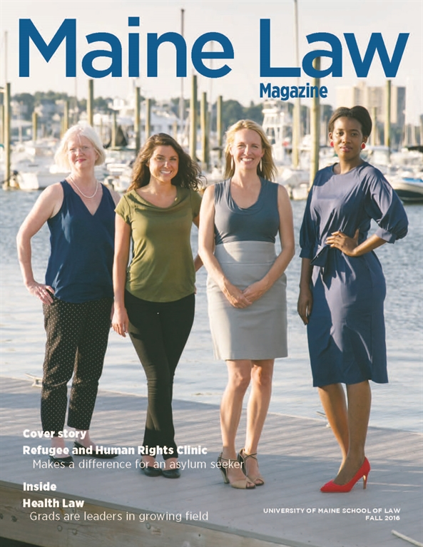 Maine Law Magazine Issue 92